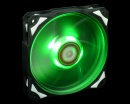 ID-Cooling Ventilator NO-12025-G, 120 mm, 1600 RPM, LED verde