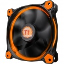 Thermaltake Riing 12, 120mm, 1500/ 1000 RPM, LED portocaliu