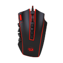 Mouse Redragon Legend Gaming, laser, USB,16400 dpi, negru