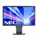 Monitor LED NEC MultiSync E223W, 16:10, 22 inch, 5 ms, negru