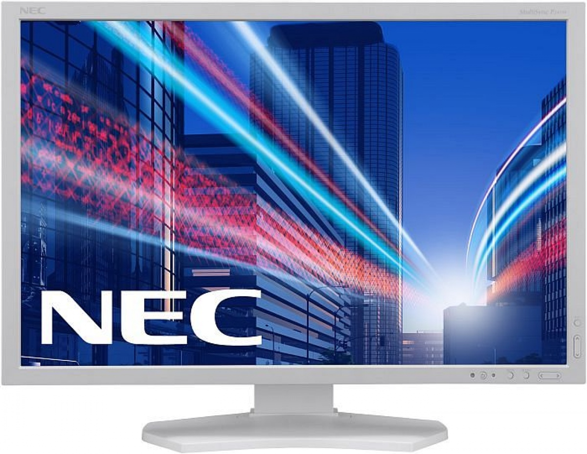 Monitor LED MultiSync E223W, 16:10, 22 inch, 5 ms, alb thumbnail