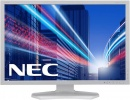 Monitor LED NEC MultiSync E223W, 16:10, 22 inch, 5 ms, alb
