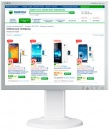 Monitor LED NEC EA193Mi, 5:4, 19 inch, 6 ms, alb