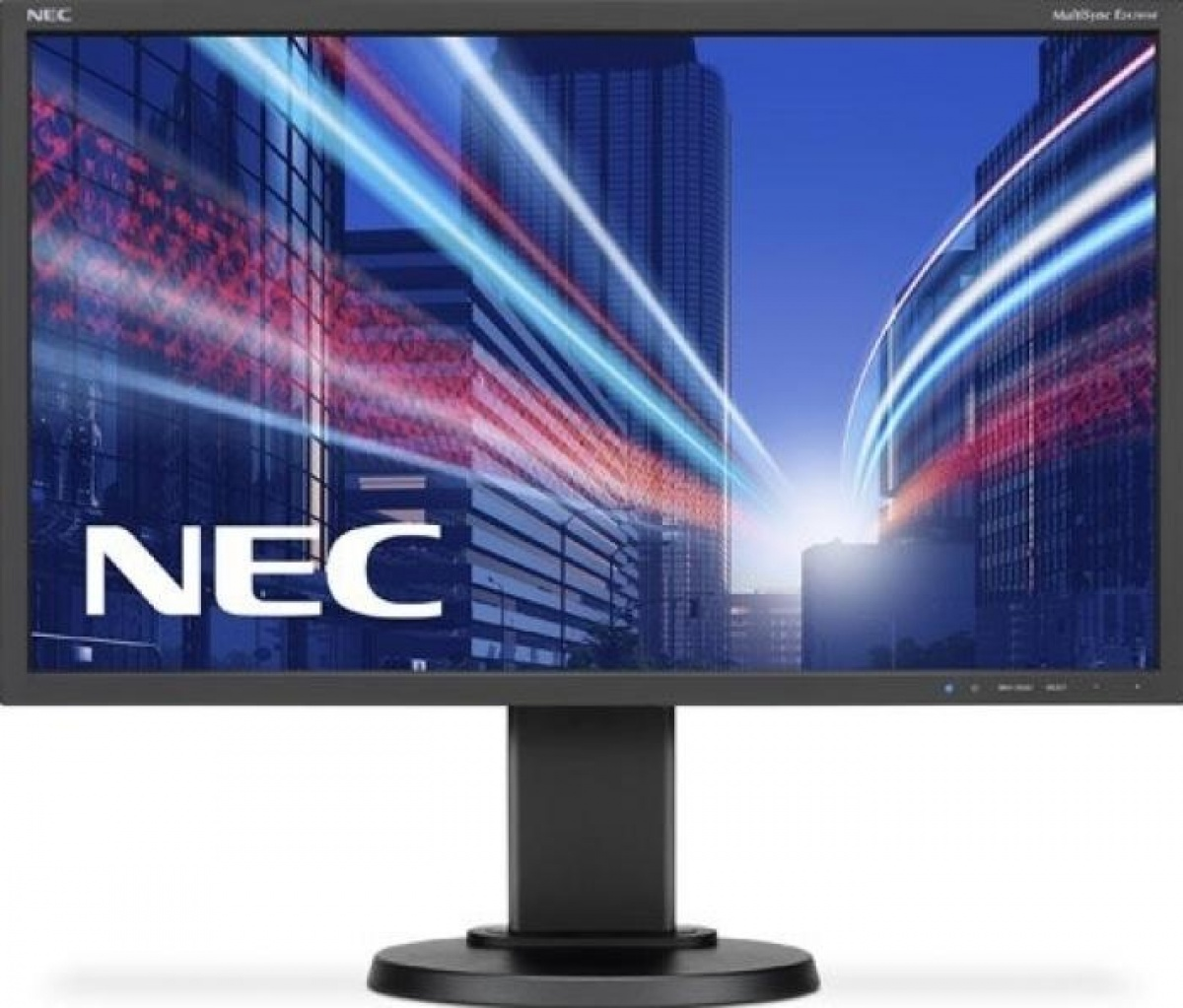 Monitor LED MultiSync E243WMi, 16:9, 24 inch, 6 ms, negru thumbnail