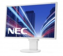 Monitor LED NEC MultiSync E243WMi, 16:9, 24 inch, 6 ms, alb