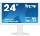 Monitor LED Iiyama ProLite B2480HS-W2, 23.6 inch Full HD, 16:9, 2 ms, alb