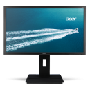 Monitor LED Acer B326HK, 16:9, 32 inch, 6 ms, gri inchis