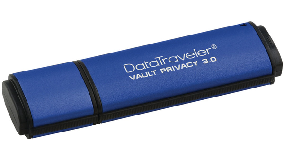Memorie USB DataTraveler Vault Privacy, 64 GB, USB 3.0
