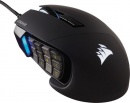 Mouse Corsair USB , Gaming ,Scimitar, RGB ,negru