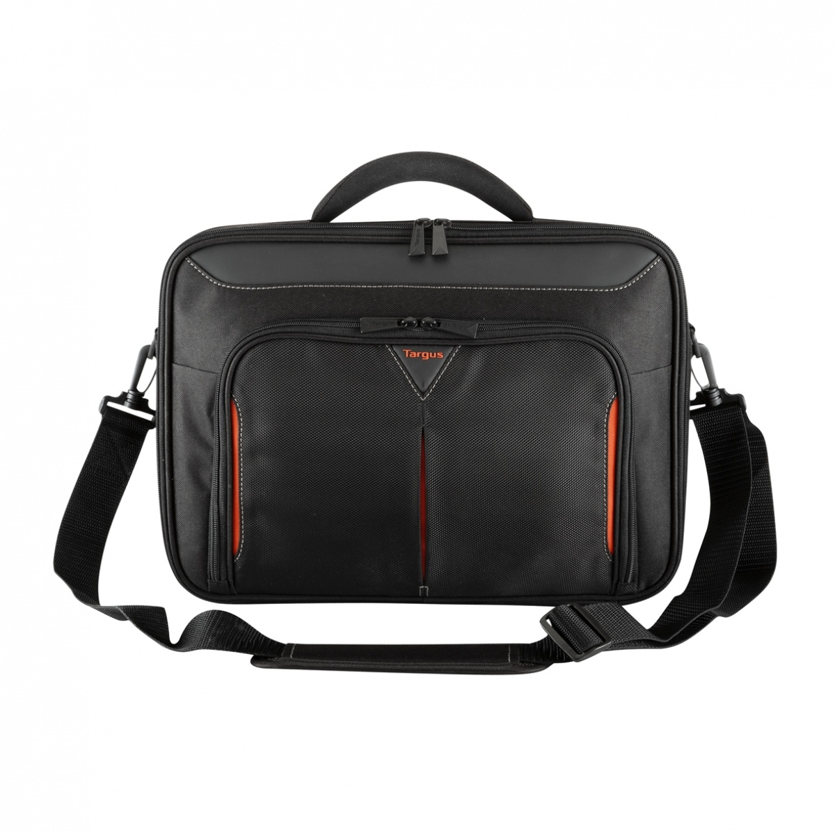 Geanta notebook Classic Clamshell, 15.6 inch, neagra