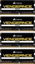 Corsair Vengeance, DDR4, 4 x 16 GB, 2666 GHz, CL18, 1.2V, kit