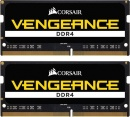 Memorie laptop Corsair Vengeance, DDR4, 2 x 16 GB, 2666 GHz, CL18, 1.2V, kit