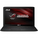 Notebook Asus Gaming 15.6'' ROG GL552VW, FHD, Procesor Intel® Core™ i7-6700HQ (6M Cache, up to 3.50 GHz), 8GB DDR4, 1TB 7200RPM, GeForce GTX 960M 4GB, FreeDos, Black-Grey, versiunea metalica