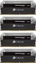 Memorie ,DDR4 ,2400 MHz,32GB ,CL12 ,Corsair Dom K4 ,DIMM ,288-Pin
