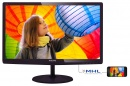 Monitor LED Philips E-Line 247E6QDAD/00, 16:9, 23.6 inch Full HD, 5 ms, negru