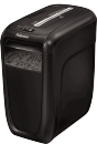 Distrugator documente Fellowes 60Cs, 10 coli, 22 l
