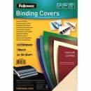 Fellowes Binding cover (leather pattern) DELTA A4 FSC  5370004, 100 buc, ivory