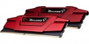 Memorie G.Skill Ripjaws V, DDR4, 2 x 8 GB, 3200 MHz, CL15, kit