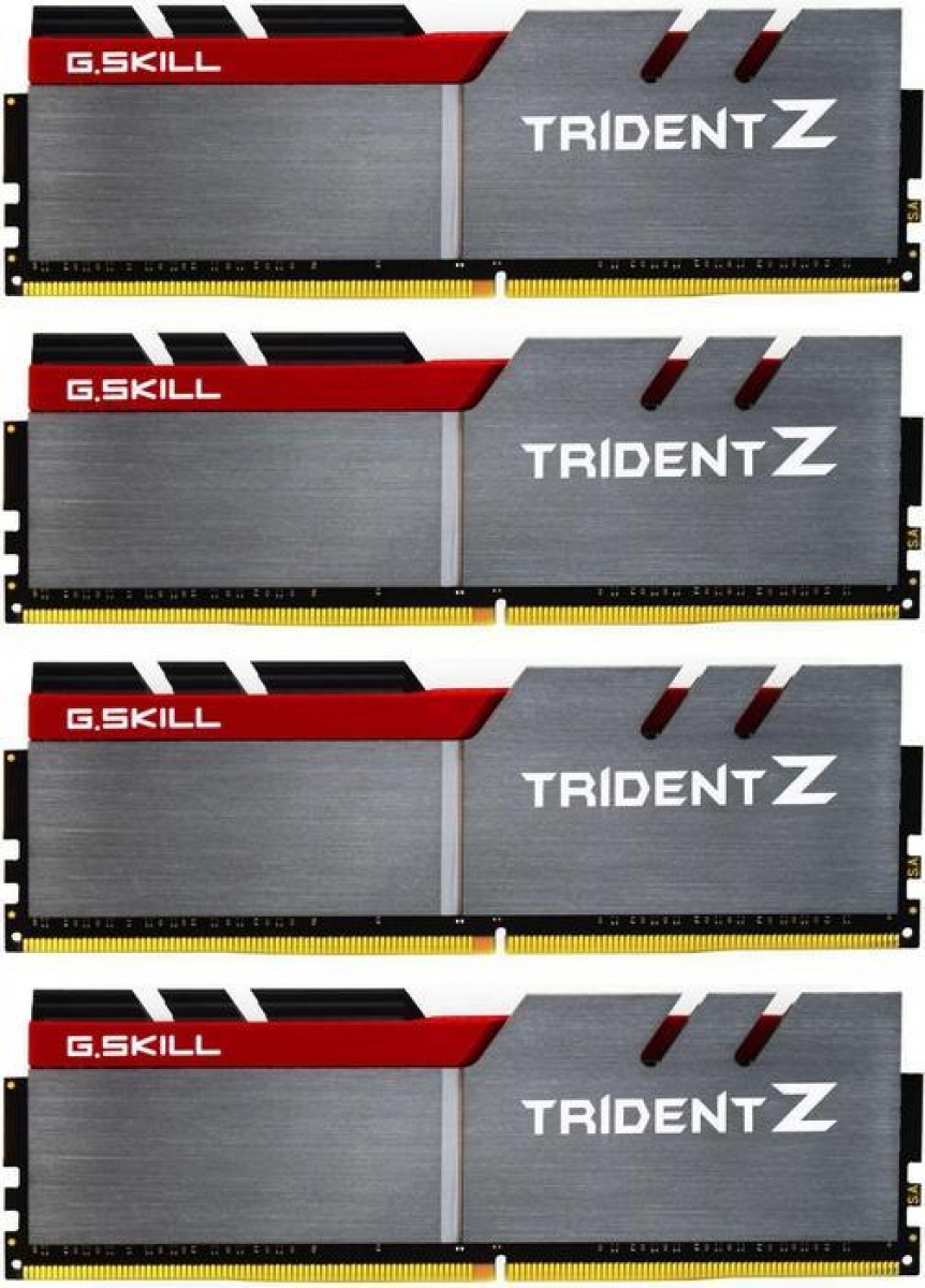 Memorie Trident Z, DDR4, 4 x 16 GB, 3200 MHz, CL15, kit