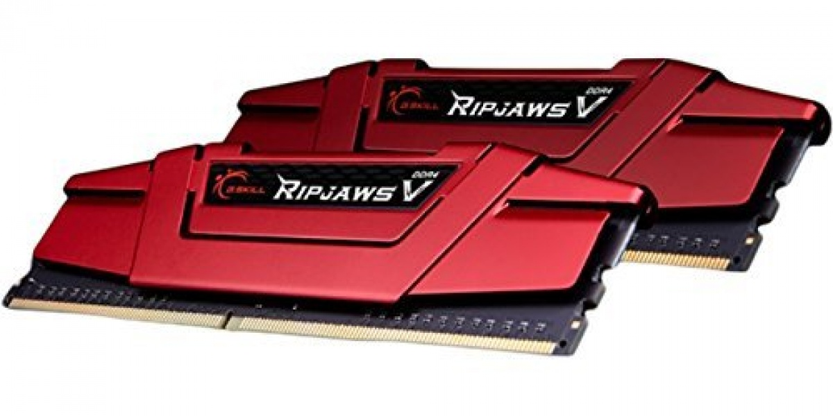 Memorie Ripjaws V, DDR4, 2 x 8 GB, 3200 MHz, CL14, kit