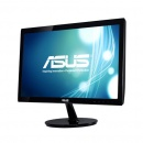 Monitor LED Asus VS207T-P, 16:9, 19.5 inch, 5 ms, negru