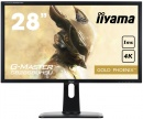 Monitor LED Iiyama G-Master GB2888UHSU-B1 Gaming, 28 inch 4K, 16:9, 1 ms, negru