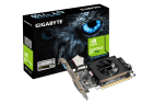 Placa video Gigabyte GeForce GT 710, 2GB GDDR3 (64 Bit), HDMI, DVI, D-Sub
