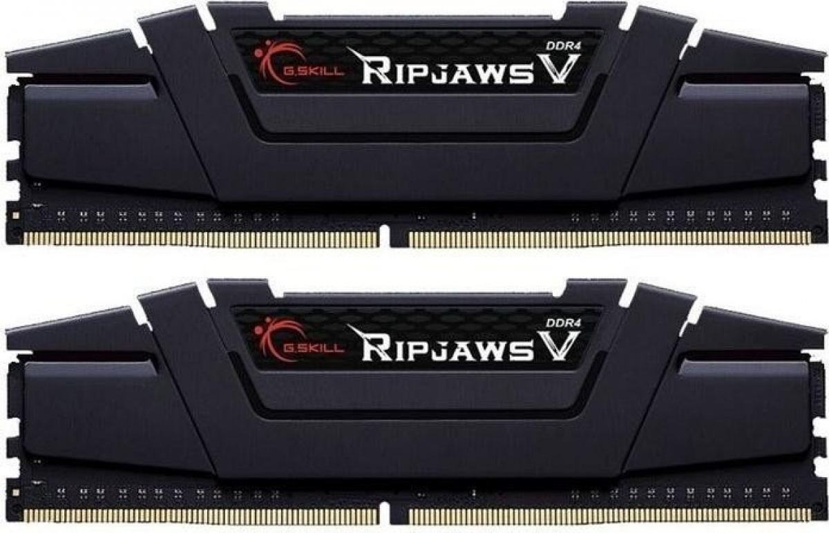 Memorie Ripjaws V, DDR4, 2 x 16 GB, 3200 MHz, CL15, kit