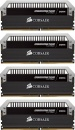 Memorie Corsair Dominator Platinum , DDR4, 16GB, 2400 MHz, CL 10, kit