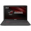 "Notebook Asus Gaming 17.3"" ROG GL752VW, FHD, Intel® Core™ i7-6700HQ (6M Cache, up to 3.50 GHz), 8GB, 1TB 7200RPM, GeForce GTX 960M 4GB, Black, versiune metalica"