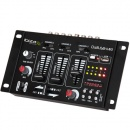 Consola DJ Ibiza MIXER USB CU DISPLAY DIGITAL