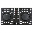 Consola DJ DJ-Tech USB DJ MIXER + SCRATCH + SOFTWARE