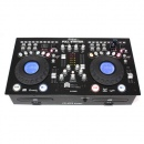 Consola DJ DJ-Tech CONSOLA PROFESIONALA CU CD/USB/SD PLAYER DUAL