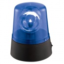 GIROFAR MINI LED POLICE LIGHT ALBASTRU