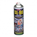 ACTION.CAN AEROSOL LUBRIFIANT VASCOS SL90 500ML