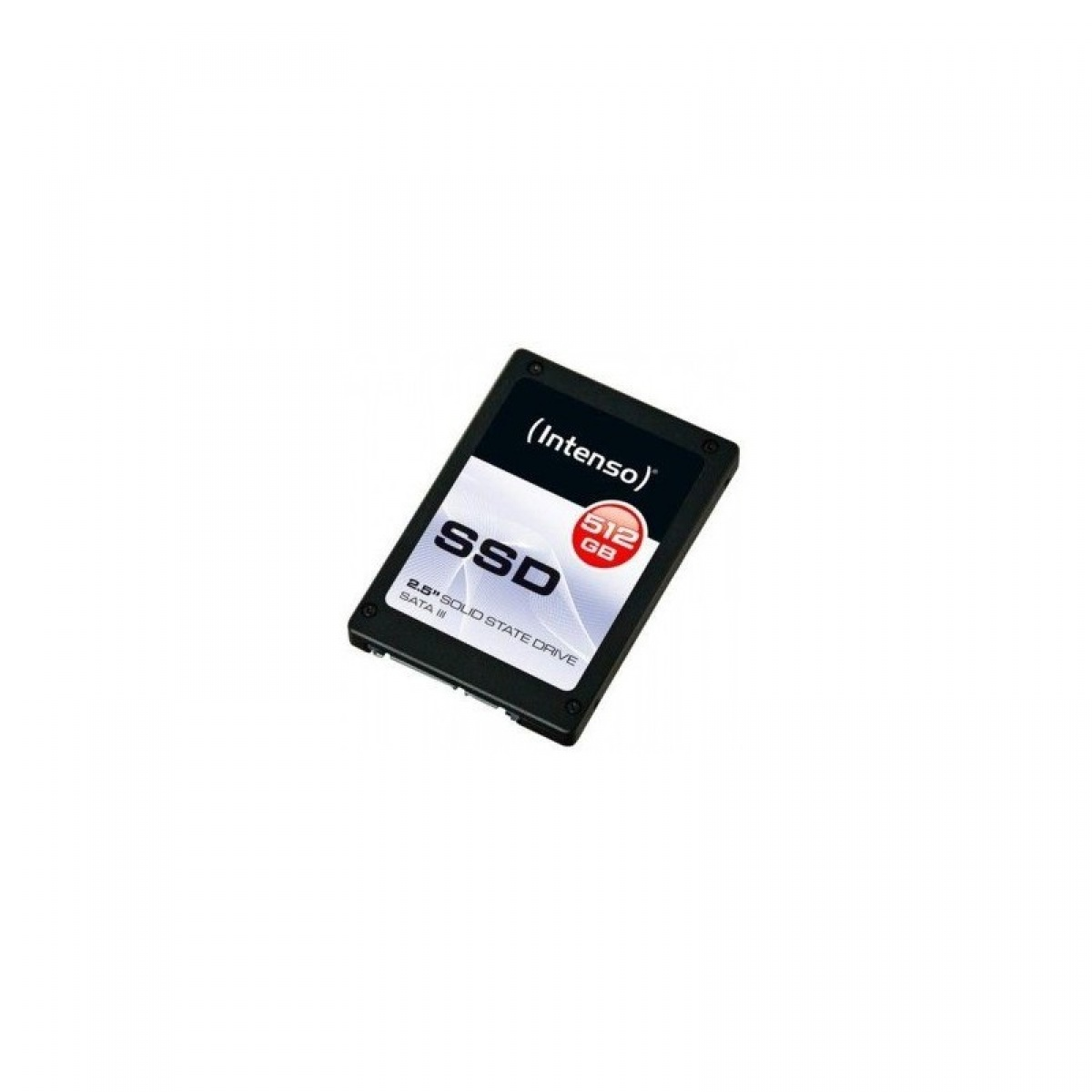 SSD SSD Intenso 3812450, SATA III, 512GB, 2,5 inci, TOP, 520/490MB/s