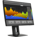 "Monitor LED HP , 23.8"", Z24NF ,NARROW BAZEL, IPS ,negru"