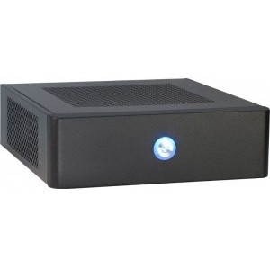 Carcasa Inter-Tech ITX-601, 60W Extern ,Mini-ITX Case, negru