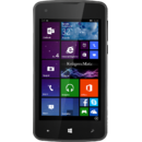 Smartphone Kruger Matz Move 4 v.2, Windows 8.1, dual sim, 4 inch, negru