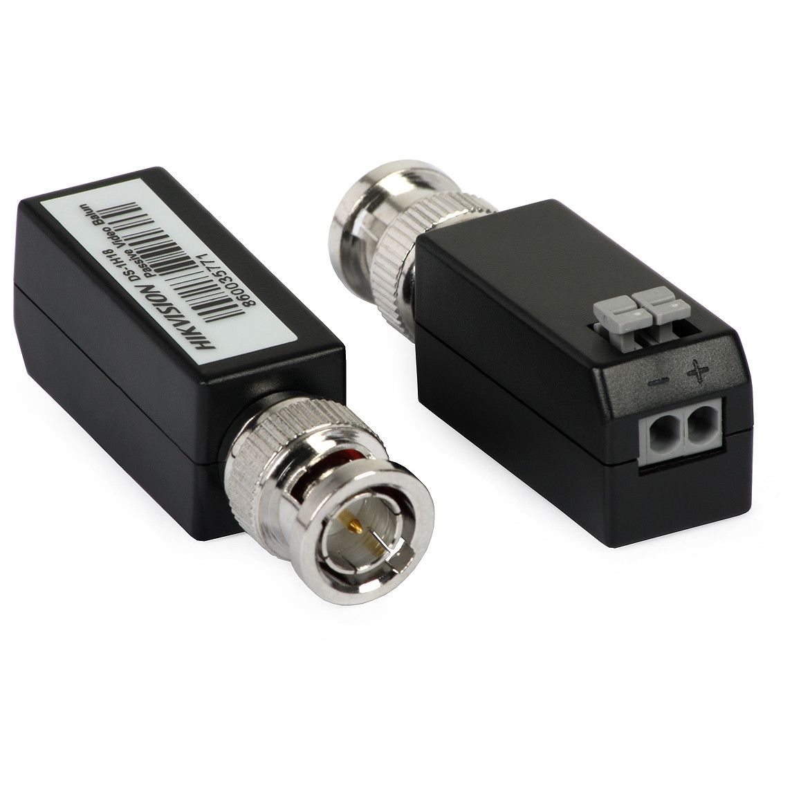 Video balun pasiv DS-1H18, HD-TVI