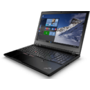 Notebook Lenovo ThinkPad P50, procesor Intel Core i7-6700HQ,2.6 Ghz, 8 GB RAM, 256 GB SSD, Windows 7/ 10 Pro, video dedicat