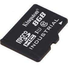 Card memorie MICROSDHC SDCIT/8GB, 8GB, CL10 UHS-I KSW AD SD