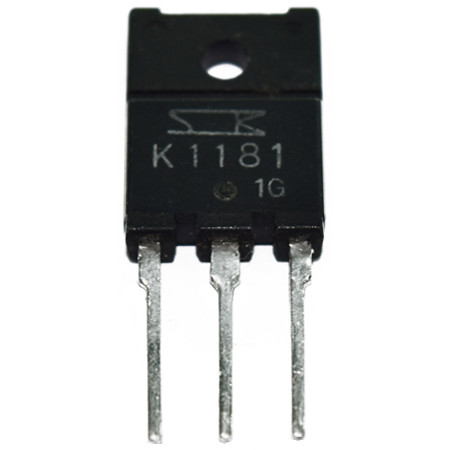 TRANZISTOR MOSFET CANAL N 85W 13A 500V