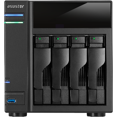 NAS Asustor AS-3104T 0/4HDD
