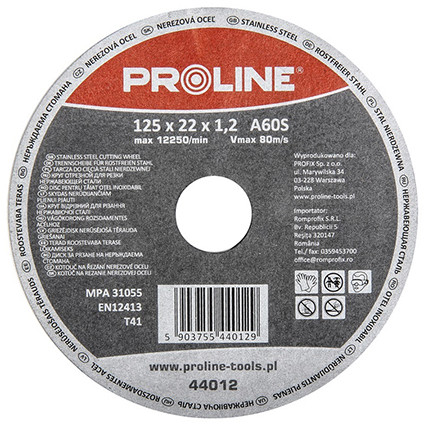 DISC DEBITARE INOX 300X3.2MM / A24Q