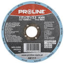 PROLINE DISC DEBITARE METAL EXTRA DUR 125X2.5MM / A30S