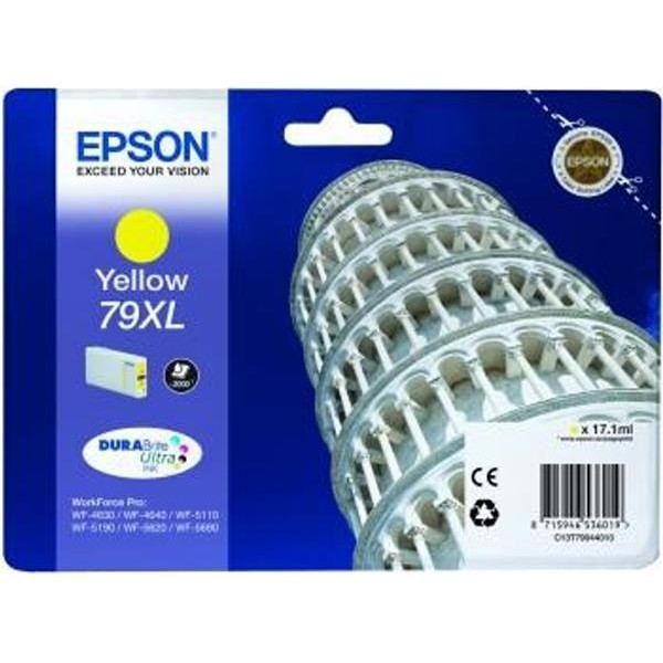 EPSON 79XL YELLOW INKJET CARTRIDGE