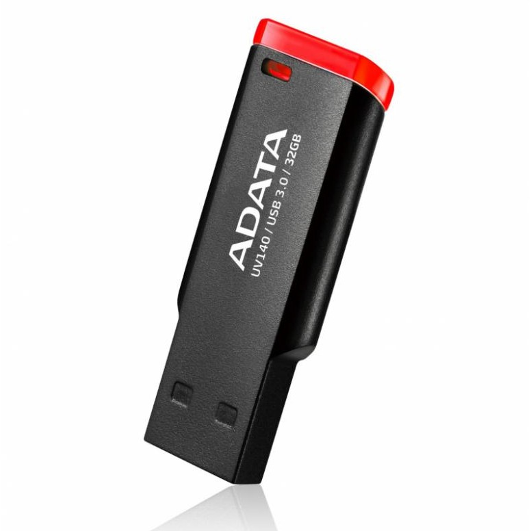 Memorie USB UV140 32GB USB 3.0 Black/Red