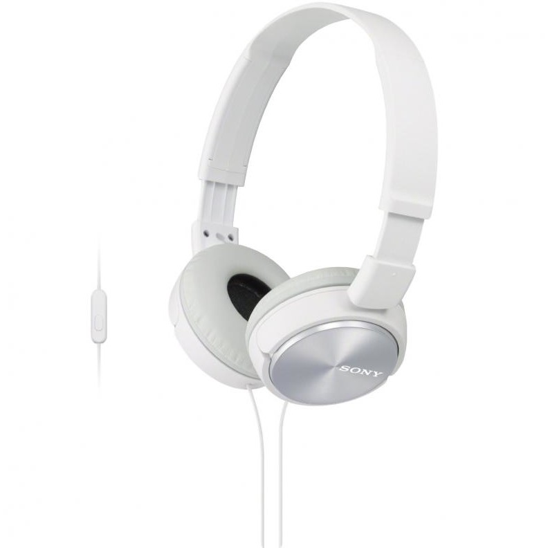 Casti HEADPHONES SONY MDRZX310AP WHITE