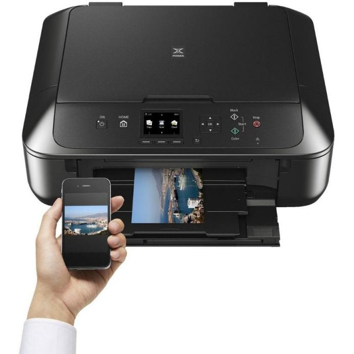 Multifunctionala CANON MG5750BK A4 COLOR INKJET MFP